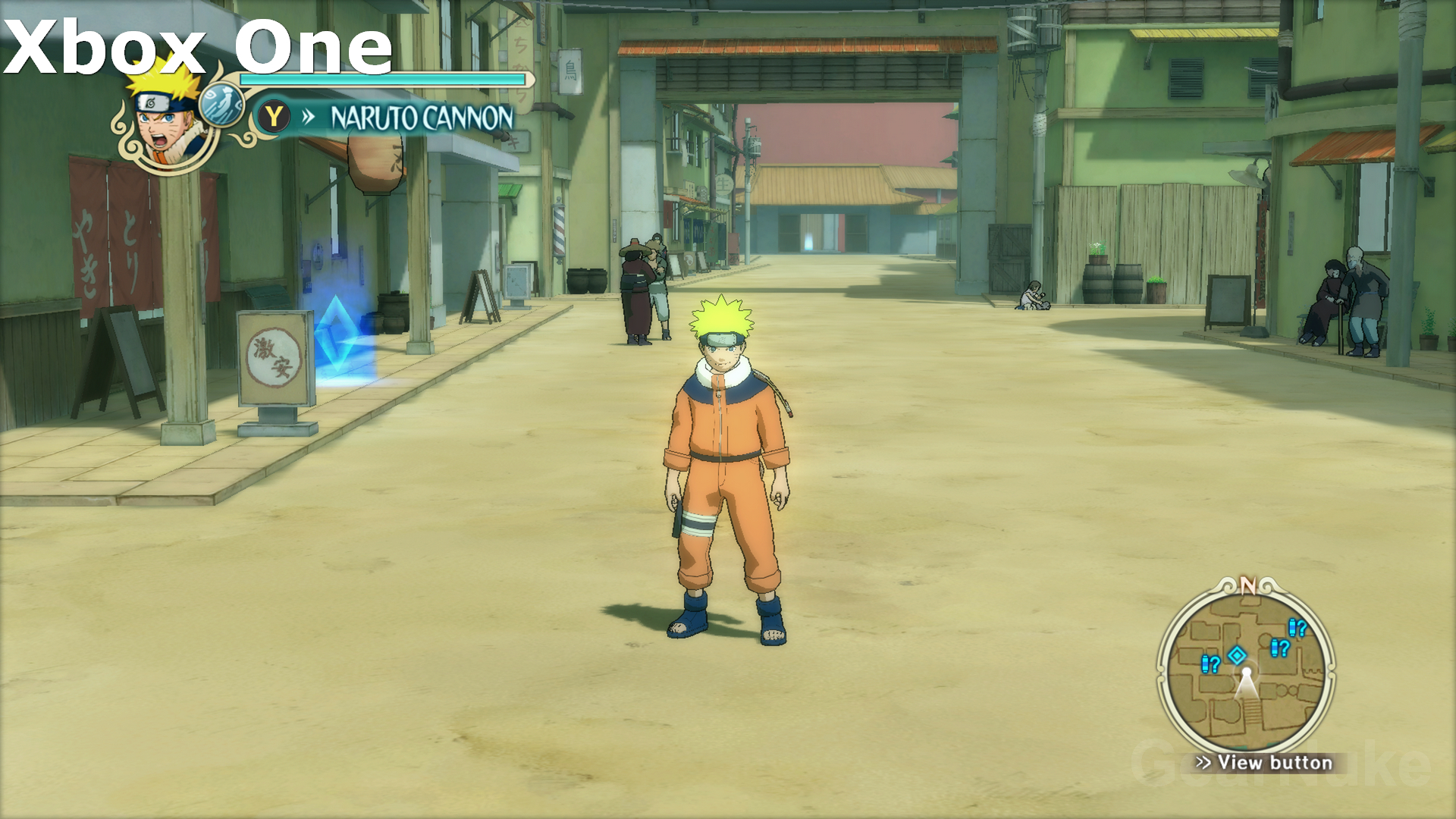 Naruto Shippuden Ultimate Ninja Storm Trilogy Switch Vs