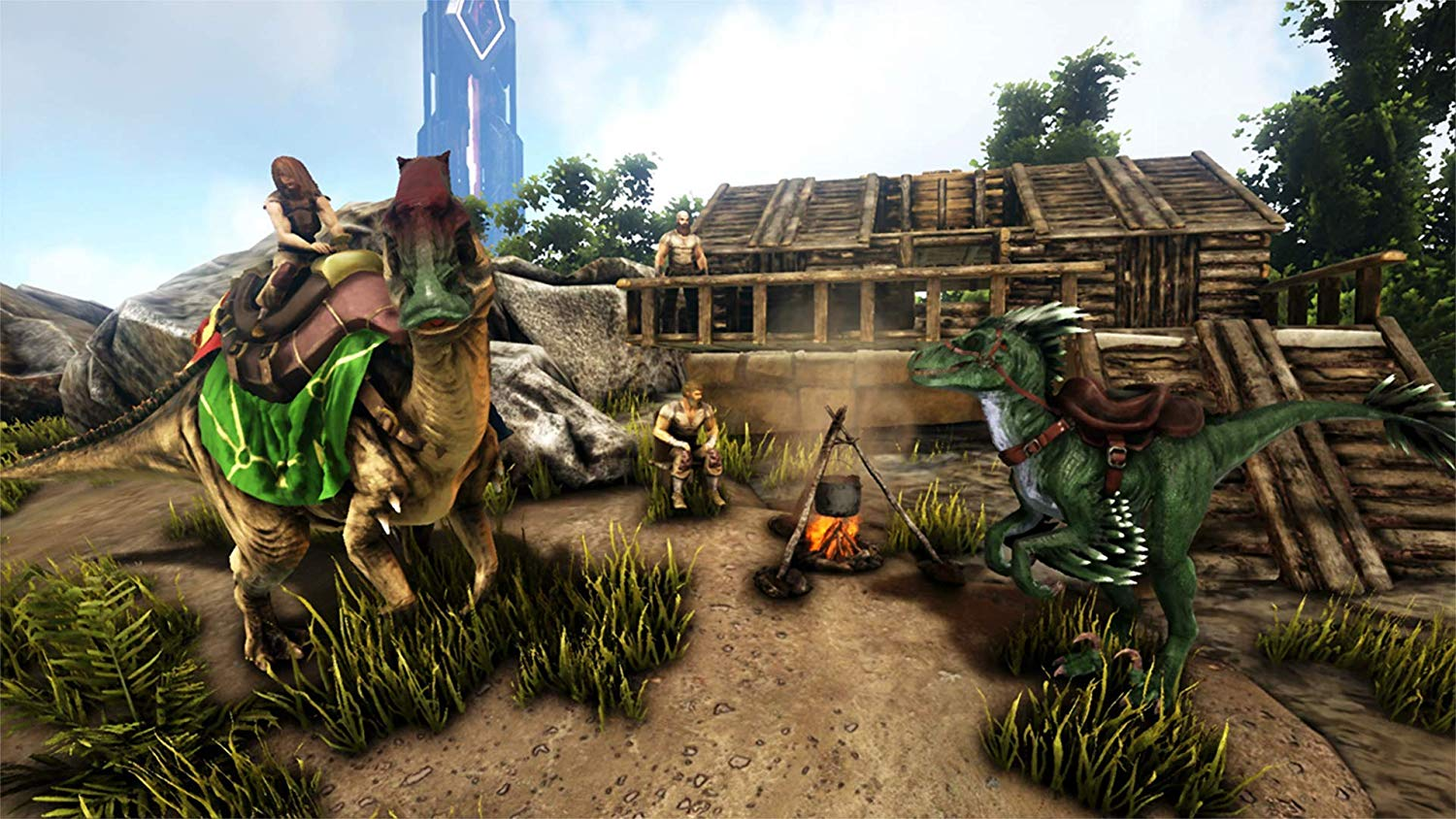 Ark Survival Evolved Switch Screens (4)