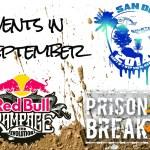 Amazing Outdoor Events in September