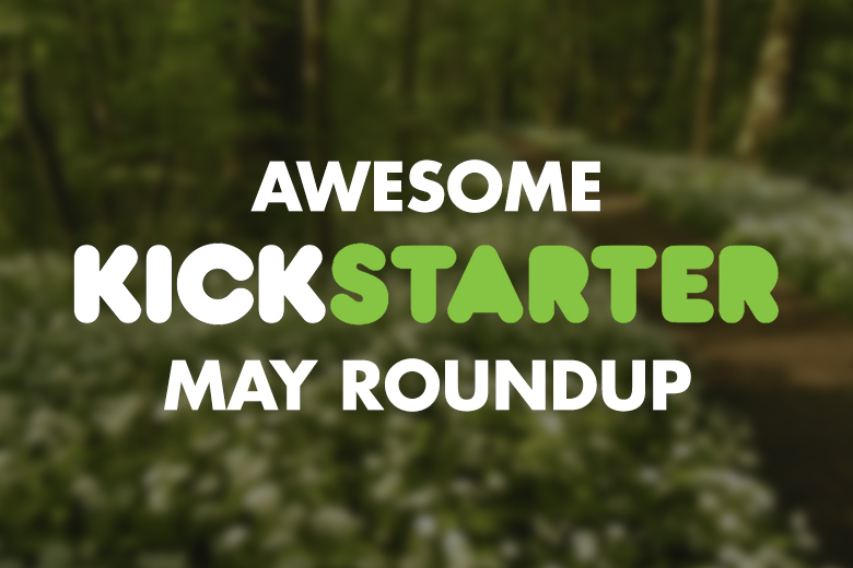 kickstarter may