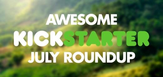 kickstarter july