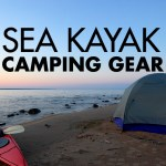 Gear for Camping Out of Sea Kayaks