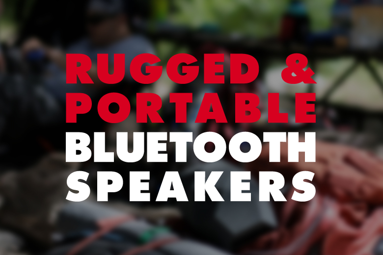 rugged portable bluetooth