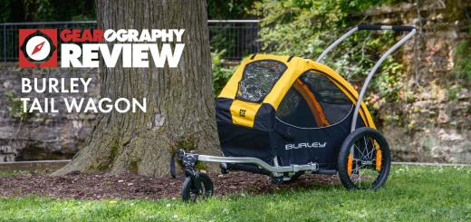Gear Review: Burley Tail Wagon - Read now
