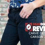 REVIEW: Carve Designs Carson Jeans