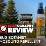 REVIEW: Bug Botanist Mosquito Repellent Spray