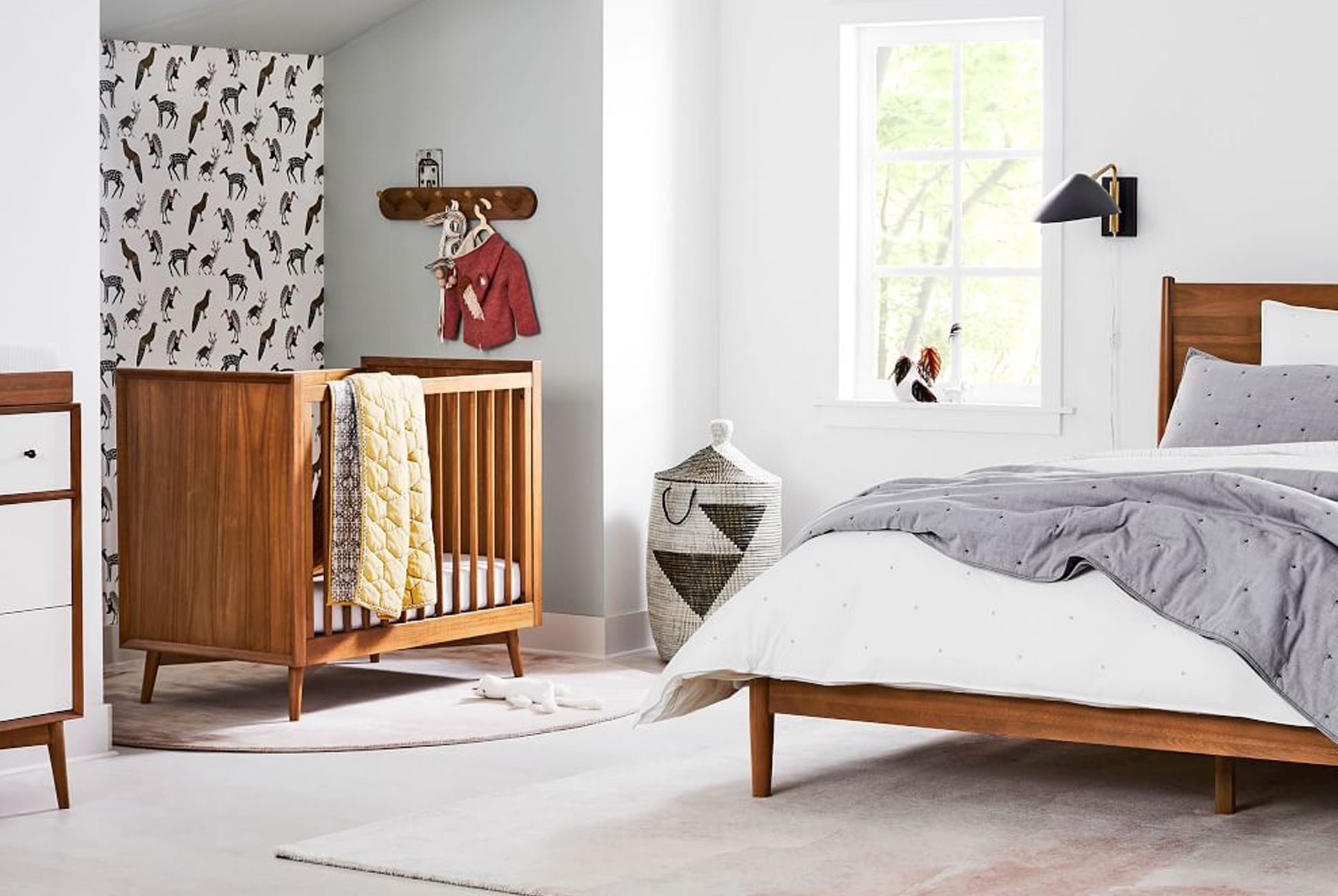 This Is Seriously Beautiful Mid Century Baby Room Furniture