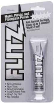 Flitz Multi-Purpose Polish and Cleaner Paste for Metal, Plastic, Fiberglass, Aluminum