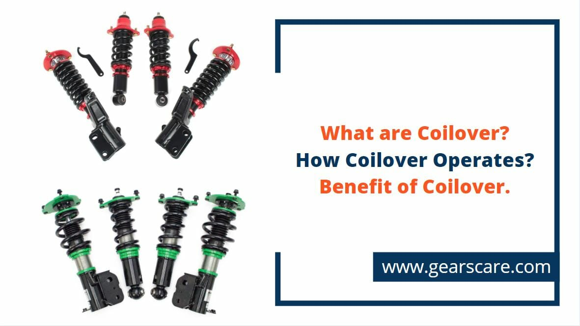 what-are-coilovers