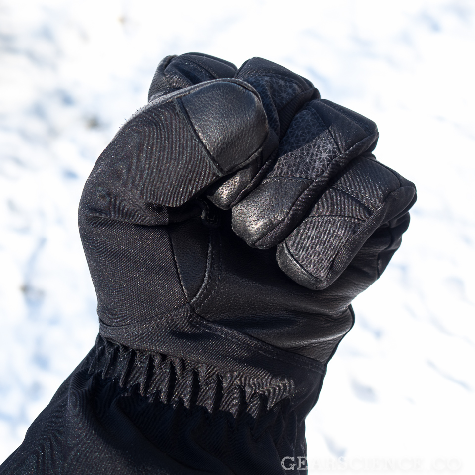 Black Diamond Punisher Glove Review - Dexterity