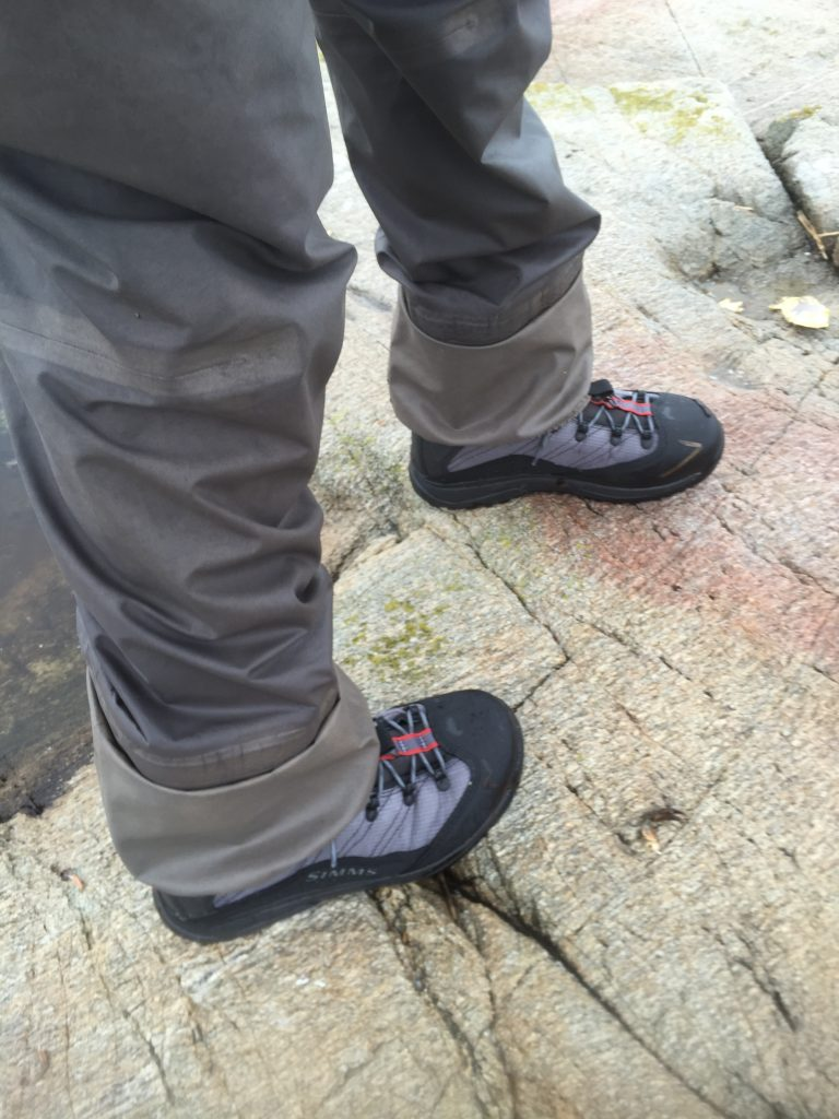 Simms Vaportread Boot Review