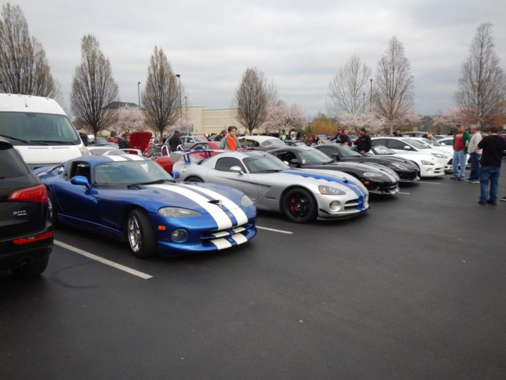 First Cars and Coffee of the Season (and it was smashing