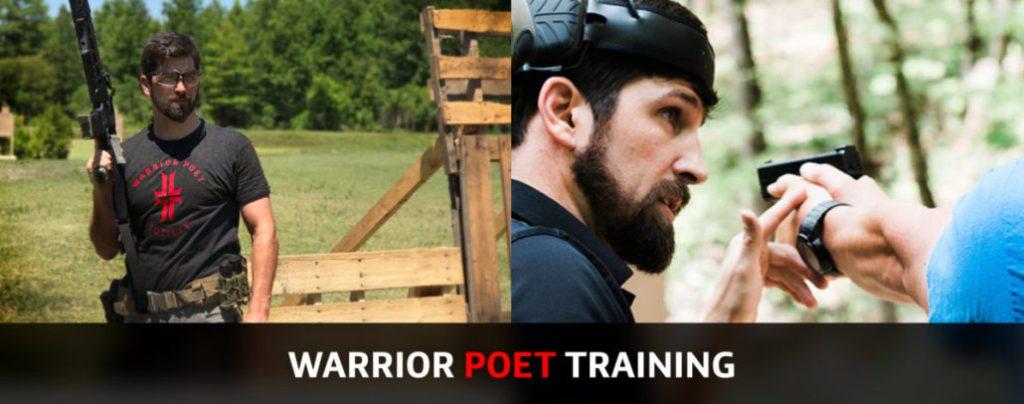 Warrior Poet Society John Lovell training