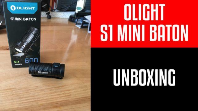 OLIGHT S1 Mini Baton