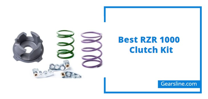 Best RZR 1000 Clutch Kit