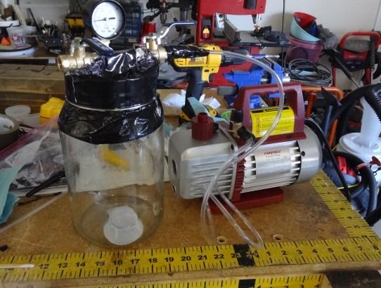 #DIY Vacuum Chamber