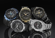 G-Shock Mid Size G-Steel Collection Watches