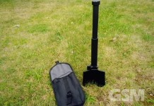 SOG F-19 Elite Entrenching tool Review