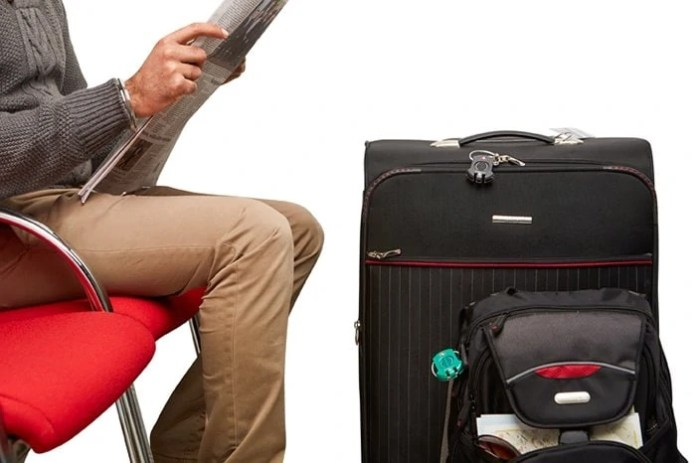 Track your Luggage with AirBolt Smart Travel Lock