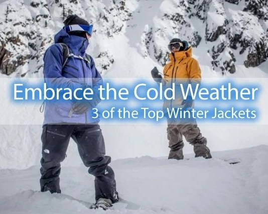 3 Great Winter Jackets to help your family Embrace the Cold
