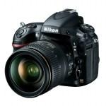 Nikon D800 DSLR Facts & Info