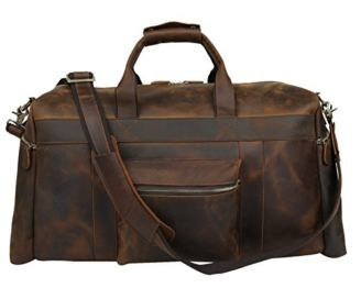 Best Carry On Duffel Bags leather