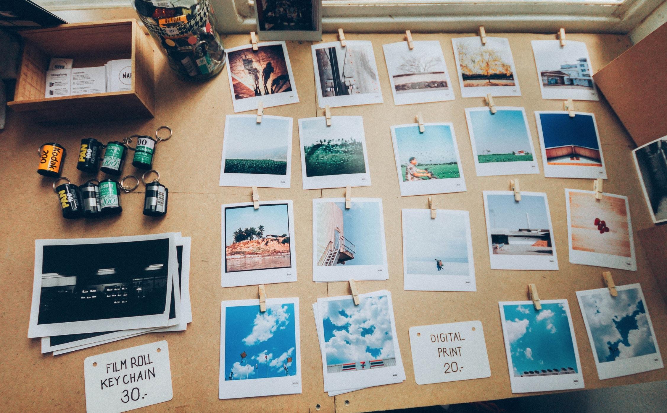 Best Polaroid Cameras For Weddings