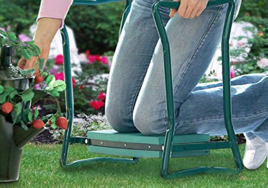 Best Gardening Gifts For Mom Knee Seat