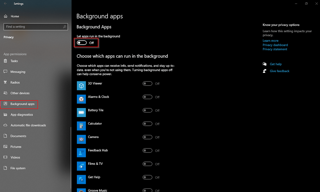 How to Speed Up Windows 10 by Putting Programs to Sleep?