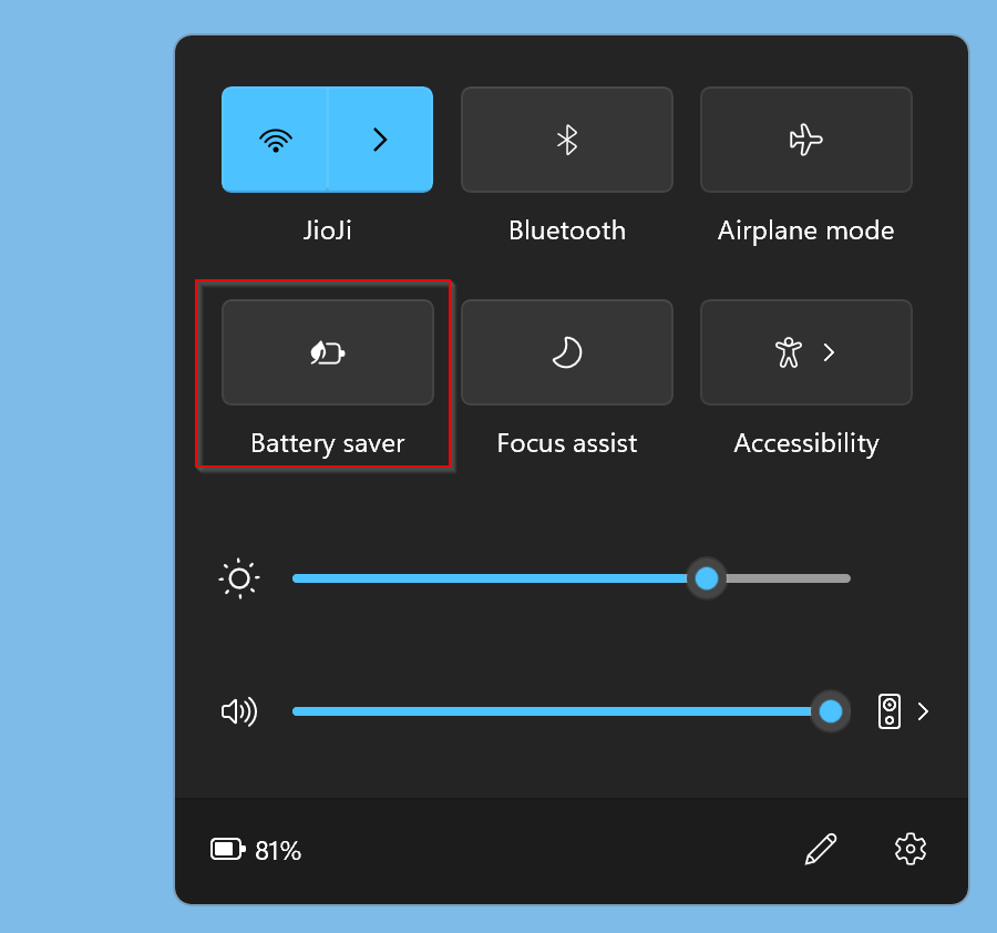 How to Enable or Disable Battery Saver on Windows 11?