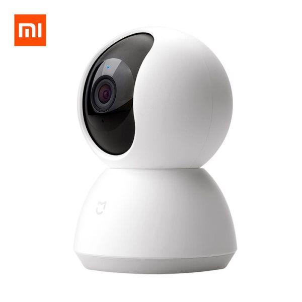 Xiaomi Mijia 1080P Home Panoramic WiFi IP Camera $27.99 ...