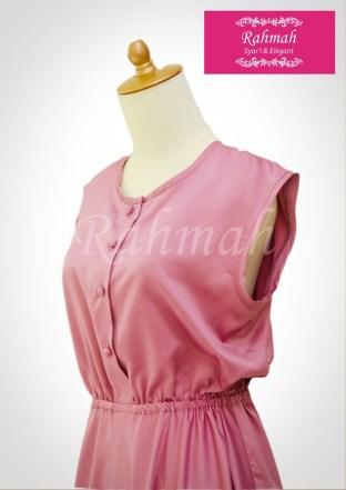 azalia dress dusty pink1