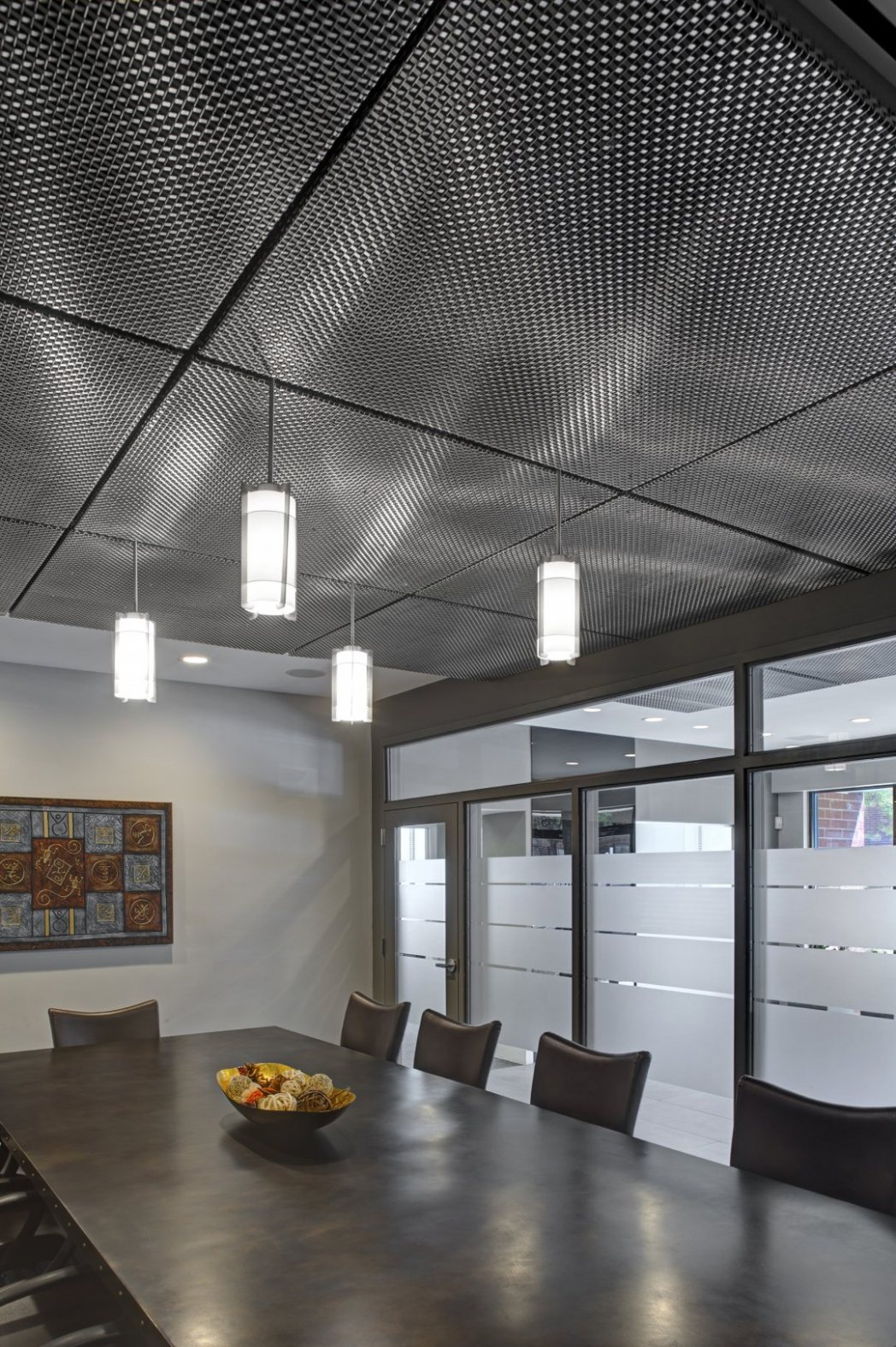 84 Metal Mesh Ceiling Tiles