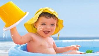 Bebeklere Güneş Kremi Kullanılır mı?