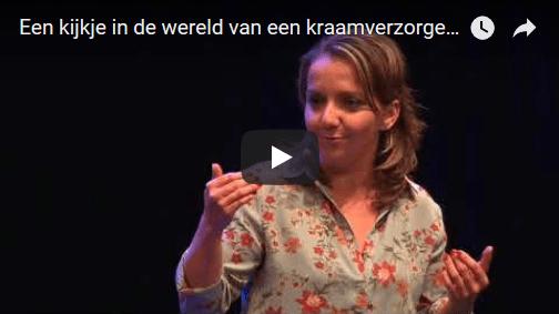 Video: een kijkje in de wereld van een kraamverzorgende