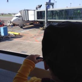 Ab ins Flugzeug!