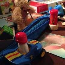 1*2*3 Playmobil wird kritsich beäugt