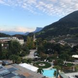 Ausblick im Hotel Alpiana