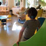 Kinderspielbereich im Hotel Feldhof