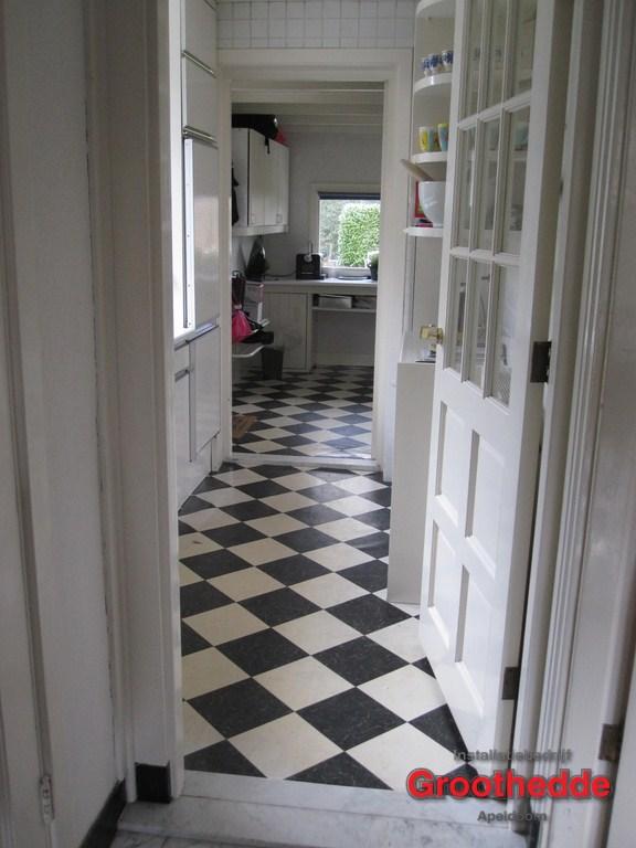 78 een nieuwe keuken in jaren 30 woning in de van heutszlaan in apeldoorn 3 installatiebedrijf - Renovateer een huis van de jaren ...
