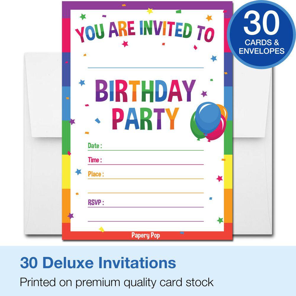 Einladungskarten Geburtstag Kostenlos Erstellen Einladung