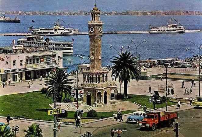 İzmir'de gezilecek yerler, Ege'nin incisi İzmir