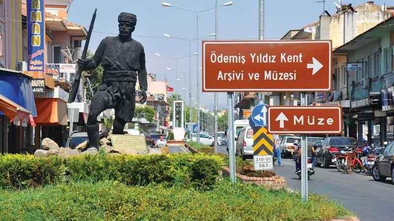 İzmir'in çok bilinmeyen gezi rotası: Ödemiş