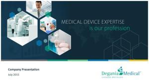 Degania Medical