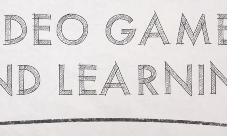 Video Games and Learning - University of Wisconsin Madison. Fuente: Coursera