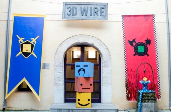 3DWire_ palace lobby