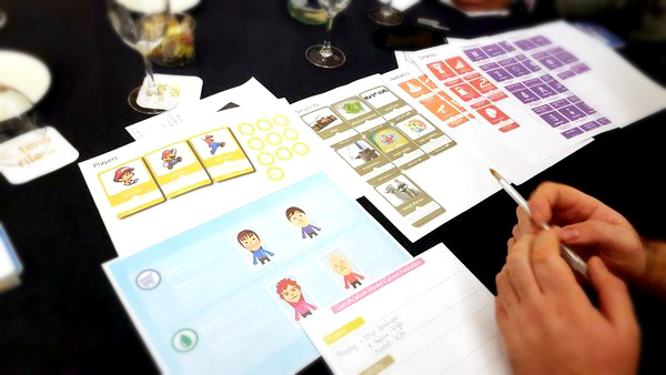 Gamification World Congress Canvas Workshop