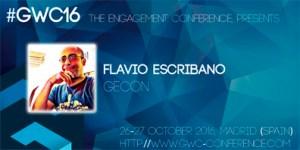 #GWC16 Flavio Escribano