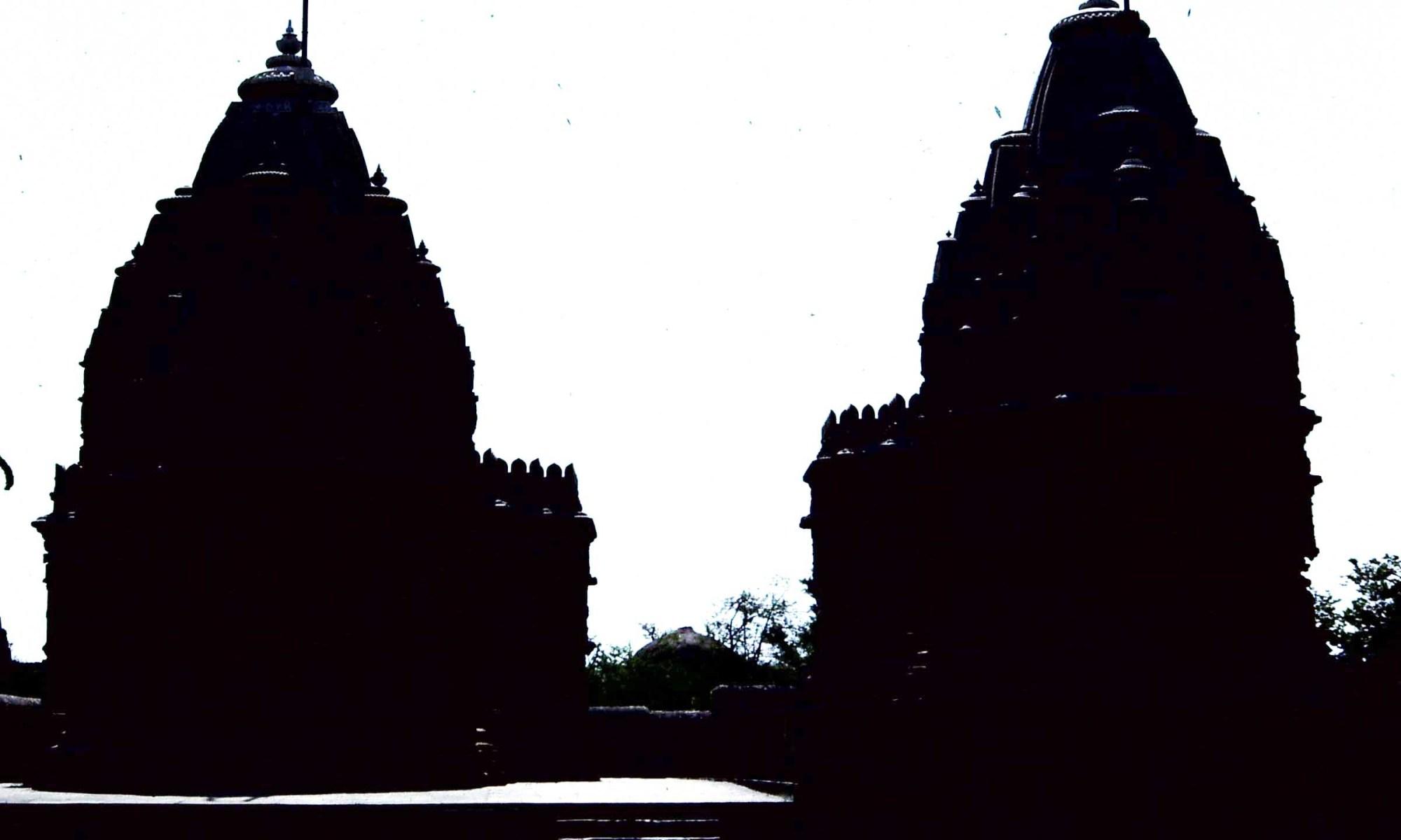 Jagdish Tempel, Udaipur Indien, (c)1983 Corinne I. Heitz