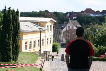 Blick auf Nordburg